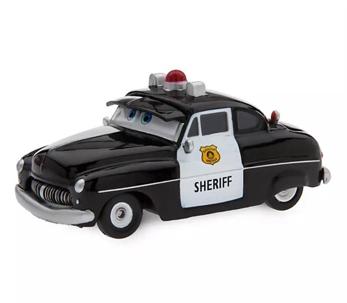 Машинка Шериф (Sheriff) 12 см Тачки Дисней
