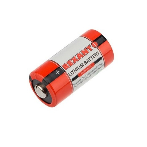 Батарейка CR123A 3 V