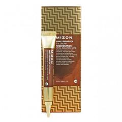 Mizon Repair EX Eye Cream - Восстанавливающий крем для кожи вокруг глаз с экстрактом улитки