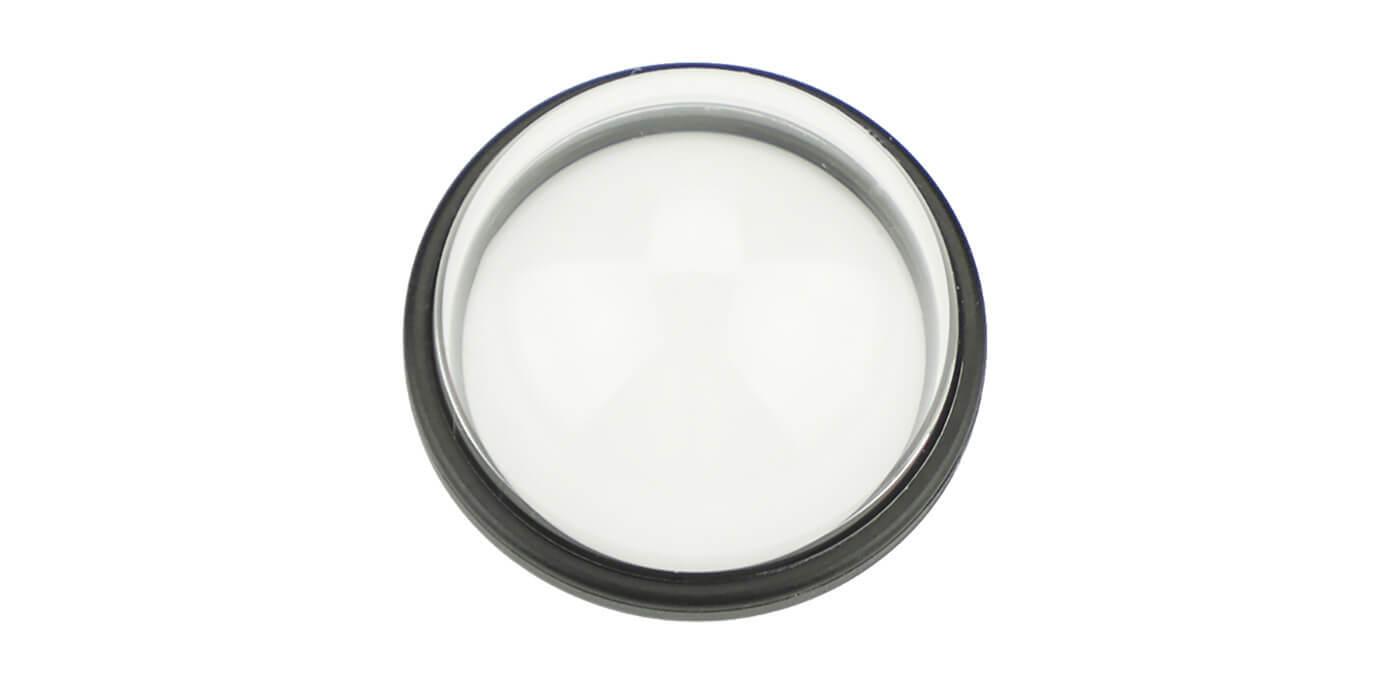 Набор защитных линз для камеры GoPro MAX (ACCOV-001) вид сверху
