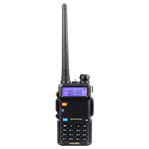 Рация Baofeng UV-5R dual band