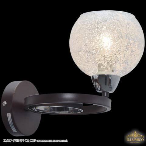 IL6177-1WIN-79 CR COF светильник настенный