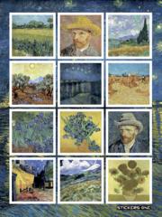 Набор стикеров Van Gogh