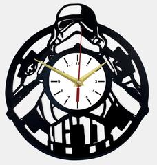 Звездные войны Часы из Пластинки — Штурмовик