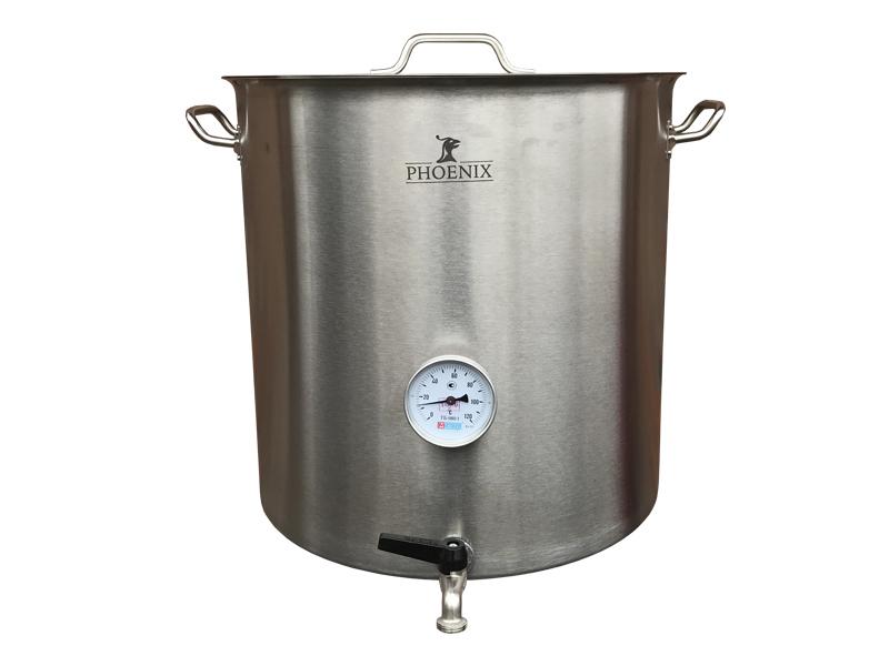 Уценка пива Сусловарочный котел 50,3 л Пивоварня.ру с краном и термометром (уценка) 11145_G_1518640517389.jpg