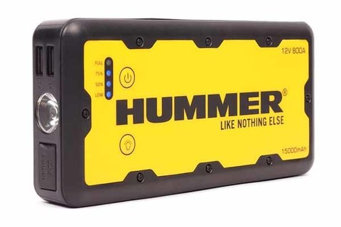 Пуско-зарядное устройство автомобильное HUMMER H1