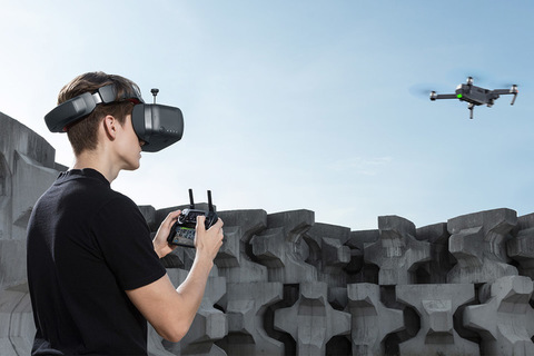 DJI Goggles Racing Edition - FPV очки