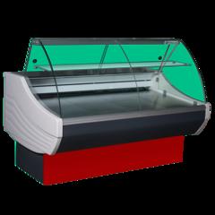 Холодильная витрина SIGMA BASIC 1500M (1580х1090х1230, 6,8 кВт.ч./сут)  °С+1...+8