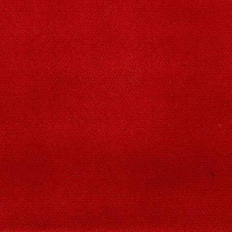 Бархат негорючий красный, ширина - 150 см., 450 гр./м2. арт. BR/17VN/45
