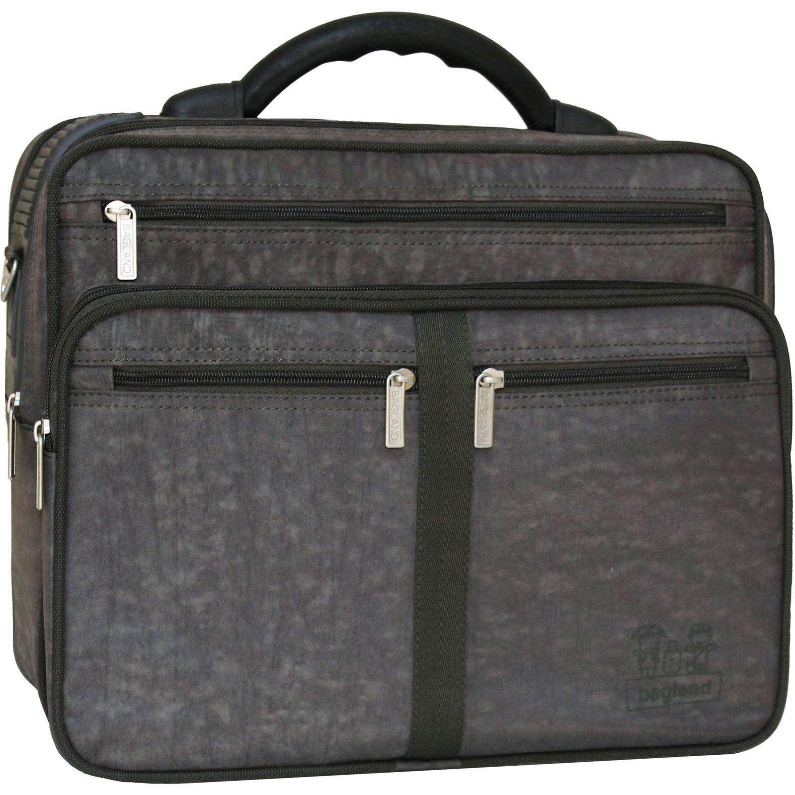 Сумки через плечо Мужская сумка Bagland Mr.Green 16 л. 327 хаки (0025270) IMG_3470.JPG