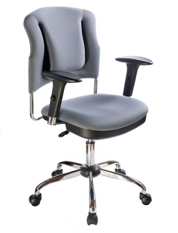 Кресло для персонала БЮРОКРАТ CH-H323AXSN