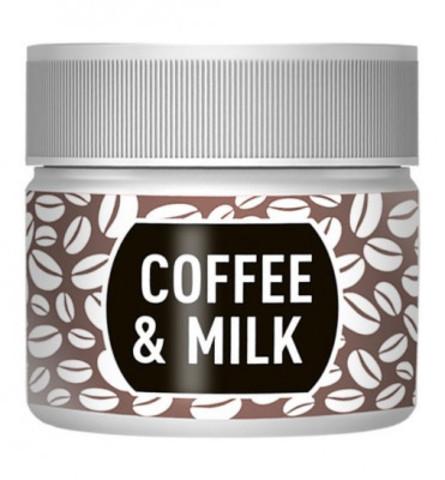 Скраб для бровей SEXY BROW HENNA аромат кофе с молоком, 30г