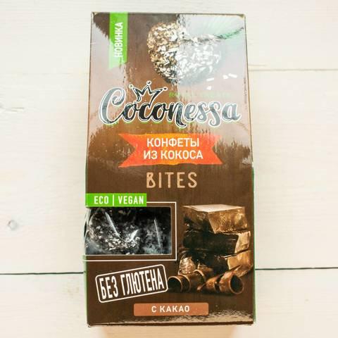 Coconessa конфеты кокосовые