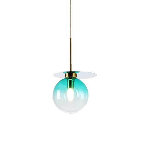 Подвесной светильник копия Ubma by Bomma (голубой)