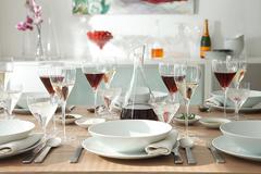 Набор из 2 бокалов для красного вина Savoy, 450 мл, прозрачный, фото 2