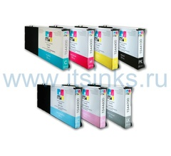 Комплект из 7 картриджей для Epson 4000/7600/9600 7x220 мл