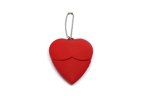 usb-флешка сердечко
