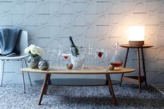 Набор из 2 бокалов для красного вина Savoy, 450 мл, прозрачный, фото 3