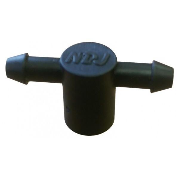 Насадка на капельницу NDJ на 2 трубки 5х3мм