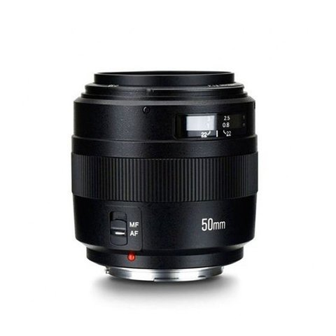 Объектив YongNuo AF 50mm f/1.4 для Nikon F (YN50MM F1,4N)