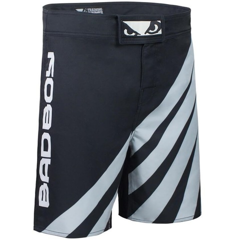 Шорты для MMA Bad Boy Training Series Impact Shorts-Black/Grey