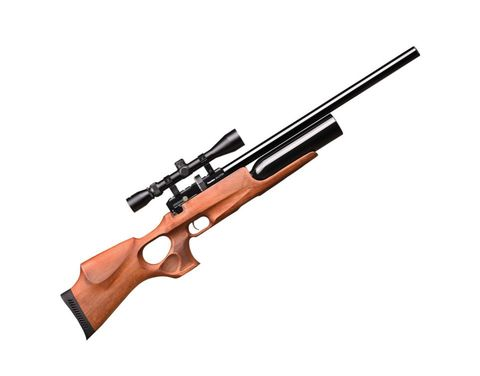 Puncher. maxi.3 к.5,5мм орех Auto (пневматическая PCP винтовка)