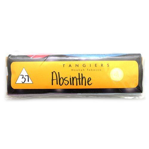 Табак для кальяна Tangiers Noir (желт) 37 Absinthe 250 гр.