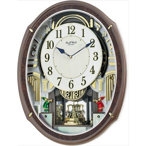 Настенные часы Rhythm 4MH423WR23