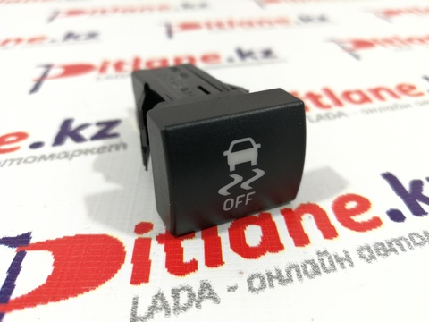 Выключатель системы курсовой устойчивости Лада Гранта FL (белая подсветка)