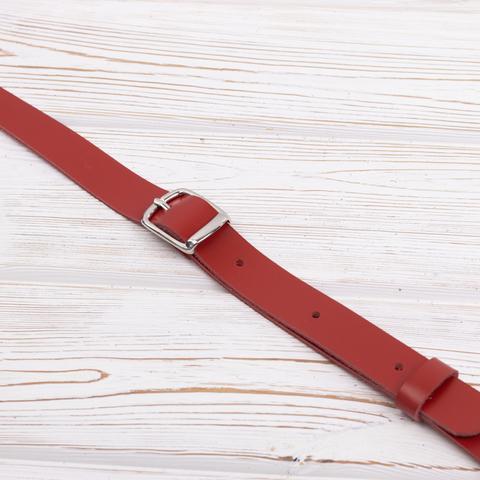 """Комплект для сумочки Орео """"Красный"""" N2"""