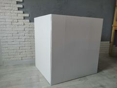 Коробка для шаров (белая) 60*80*80 см.
