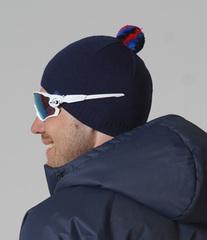 Лыжная шапка Nordski Sport Navy