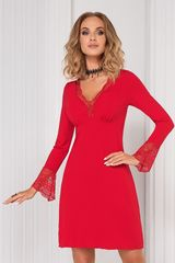 Stella II nightdress Red