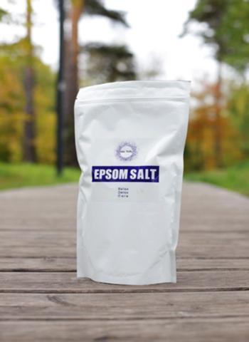 Соль Эпсома для ванн (сульфат магния) 1 кг