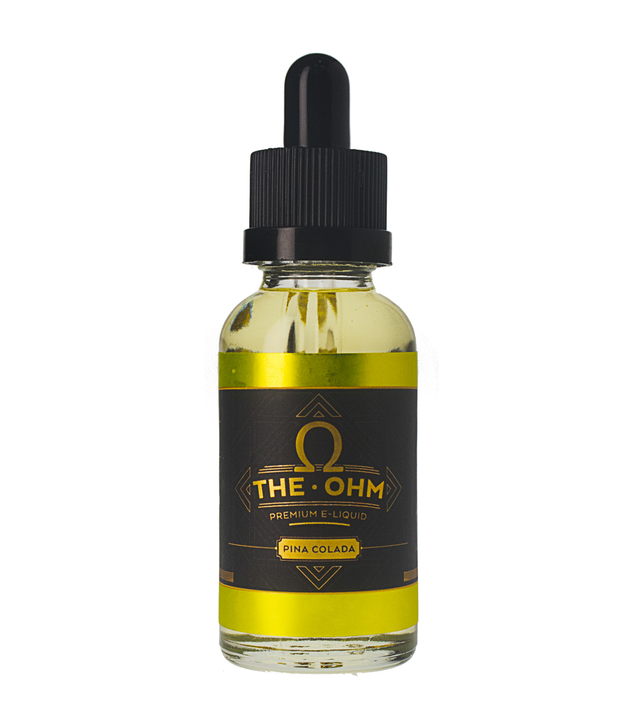 The Ohm: Pina Colada 30ml фото #1