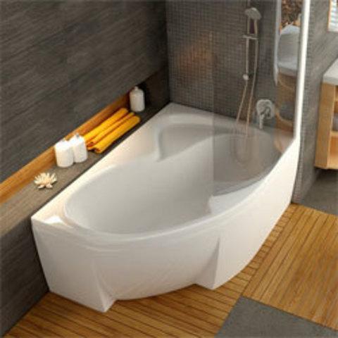 Ванна акриловая Ravak Rosa II 170x105 P C421000000
