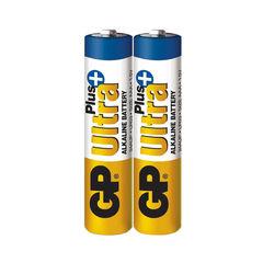 Батарейки GP 24AUP-S2 Ultra alkaline PLUS, LR03, AAA, трей 2/40/