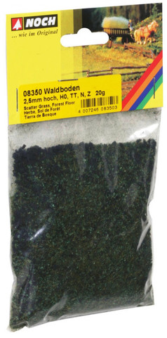Трава - Лесной покров, (2,5 мм)