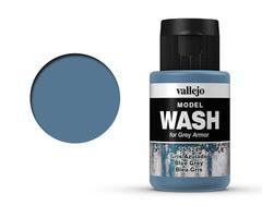 Blue Grey Wash