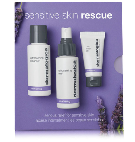 Dermalogica Набор восстановление чувствительной кожи Sensitive Skin Rescue Kit