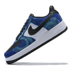 Nike Air Force 1 Low 'Blue/White/Black'