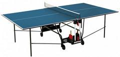 Теннисный стол Donic Indoor Roller 400 (синий)