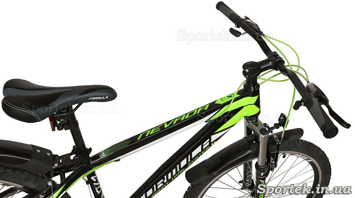 Рама, седло, руль велосипеда Formula Nevada