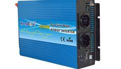 Преобразователь тока (инвертор) KongSolar KS12/2000 (12В, чистый синус)