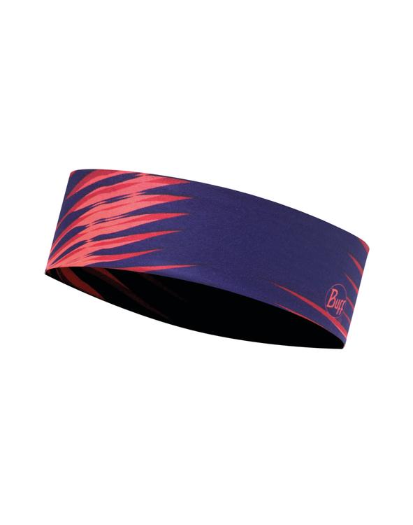 Повязки Узкая спортивная повязка Buff Optical Pink Fluor 117083.522.10.00.jpg