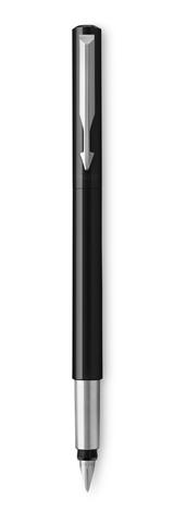 Перьевая ручка Parker Vector Standard F01, цвет: Black123