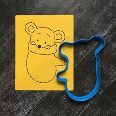 Мышка №53 в варежке