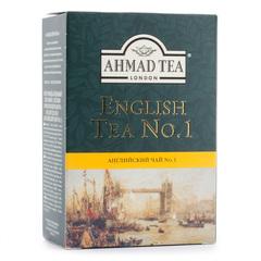 Чай Ahmad Английский №1 100 г