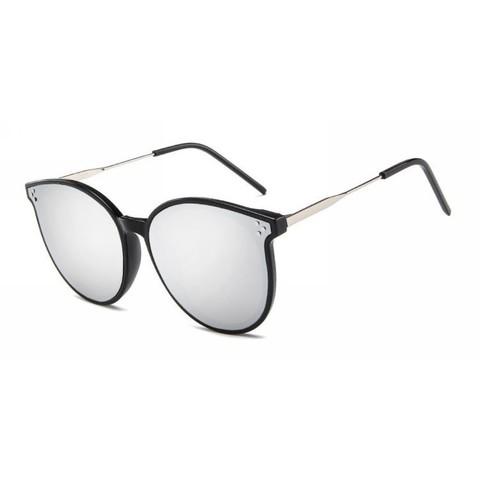 Солнцезащитные очки 51409002s Серебряный - фото