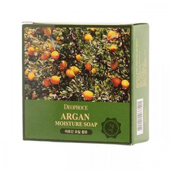 Deoproce Soap Argan - Мыло с аргановым маслом